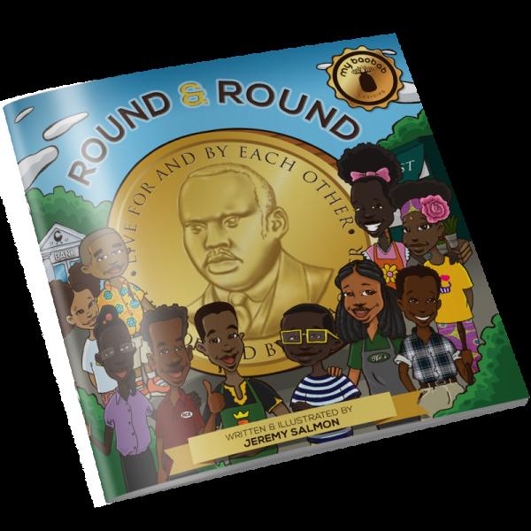 Round & Round book cover