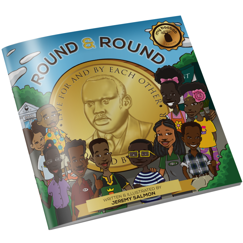 Round & Round book cover