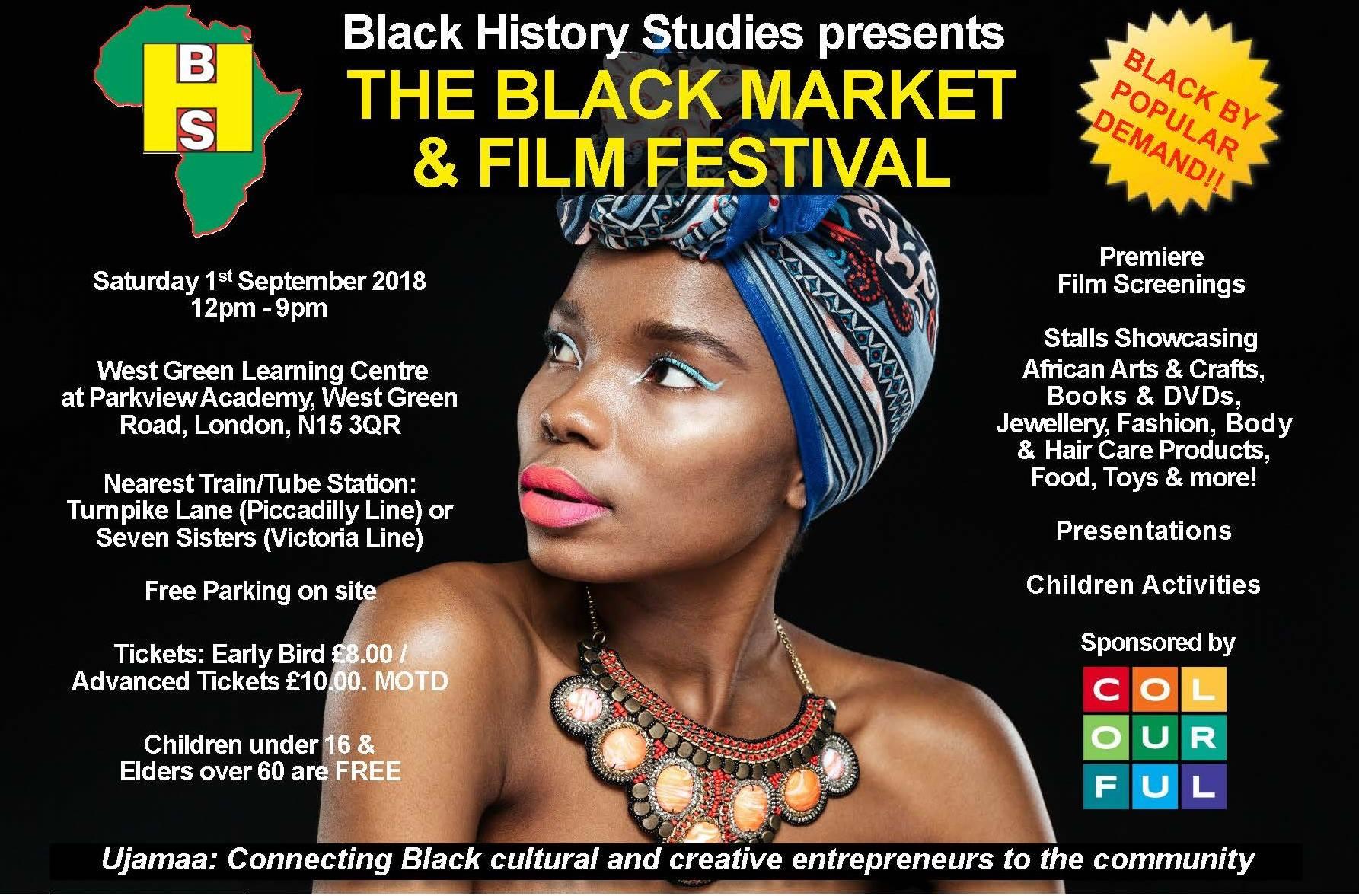 14th Black Market & Film Festival