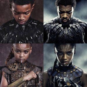 Black Panther - Representation