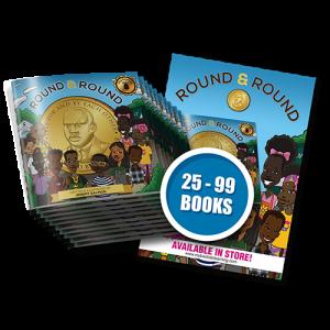 Round & Round Gold Pack